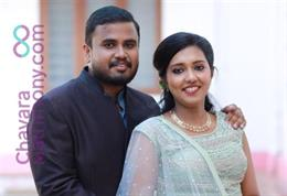 Christian Wedding photos of Abin Jose & Greeshma Joseph
