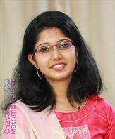 Chavara Matrimony ID: CCHY234572