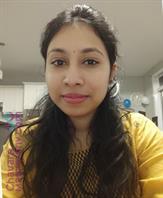 Chavara Matrimony ID: CCEL10252